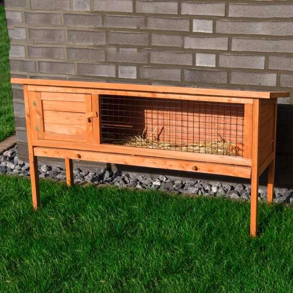 Kaninchenstall, einfacher Kleintierstall